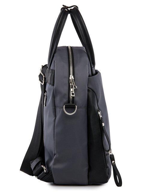 Серый рюкзак S.Lavia (Славия) - артикул: 00-111 40 05 - ракурс 2