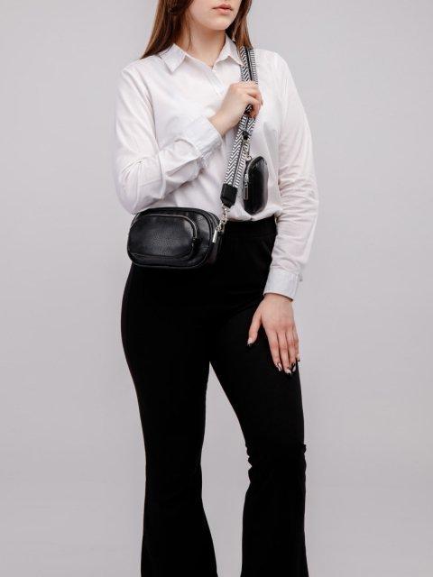 Сиреневая сумка планшет S.Lavia (Славия) - артикул: 1209 601 60.46К Сумка женская - ракурс 6