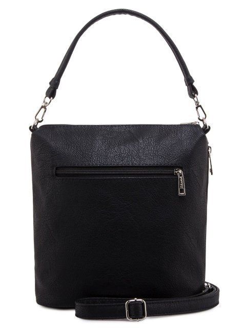 Чёрная сумка планшет S.Lavia (Славия) - артикул: 251 99 01 - ракурс 3