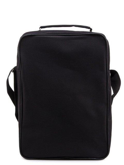 Чёрная сумка планшет S.Lavia (Славия) - артикул: 0К-00005234 - ракурс 3