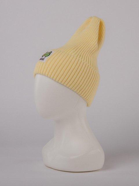 Жёлтая шапка Fashion Style - 699.00 руб