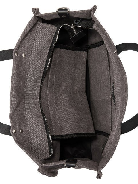 Серый шоппер S.Lavia (Славия) - артикул: 01-66 30 05 - ракурс 4