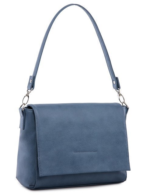 Голубая сумка планшет S.Lavia (Славия) - артикул: 1244 910 72  - ракурс 1