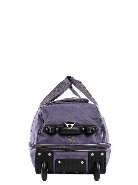 Серый чемодан Lbags (Эльбэгс) - артикул: К0000015921 - ракурс 2