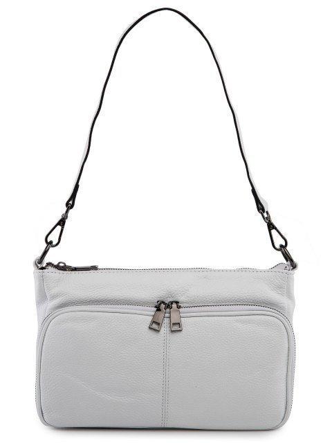 Белая сумка планшет Polina - 3599.00 руб