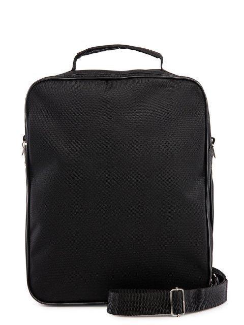 Чёрная сумка планшет S.Lavia (Славия) - артикул: 00-21 000 01/1 - ракурс 3