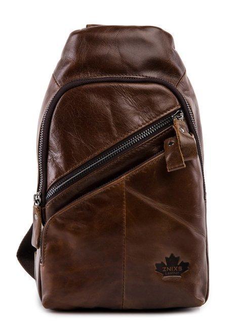Коричневая сумка планшет Barez - 3199.00 руб