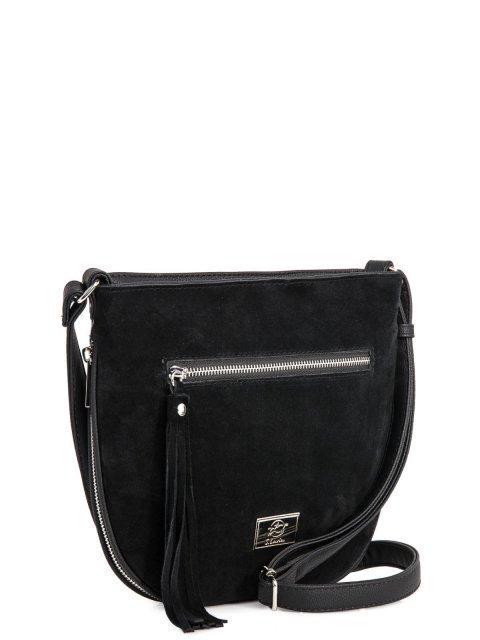 Чёрная сумка планшет S.Lavia (Славия) - артикул: 709 99 01 - ракурс 1