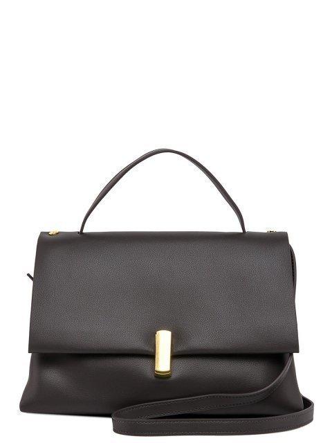 Серый портфель Polina - 5397.00 руб