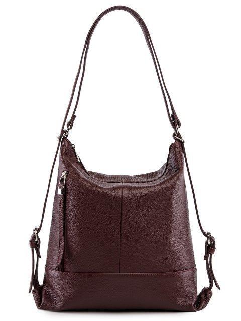 Бордовая сумка мешок S.Lavia - 5495.00 руб