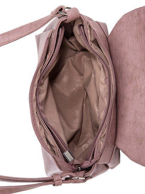 Сиреневая сумка планшет S.Lavia (Славия) - артикул: 1067 601 60 - ракурс 4
