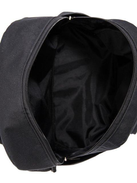 Чёрный рюкзак S.Lavia (Славия) - артикул: 00-75 00001 - ракурс 4