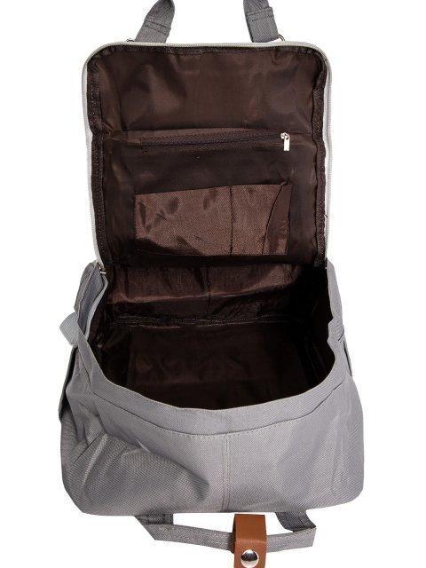 Серый рюкзак Kanken (Kanken) - артикул: 0К-00029025 - ракурс 4
