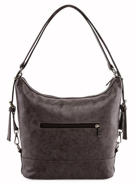 Коричневая сумка мешок S.Lavia (Славия) - артикул: 869 601 12 - ракурс 3