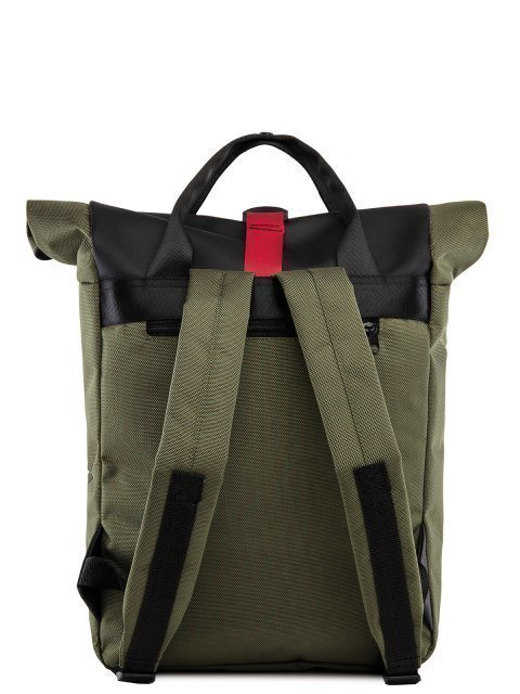 Зелёный рюкзак S.Lavia (Славия) - артикул: 00-91 000 35 - ракурс 3