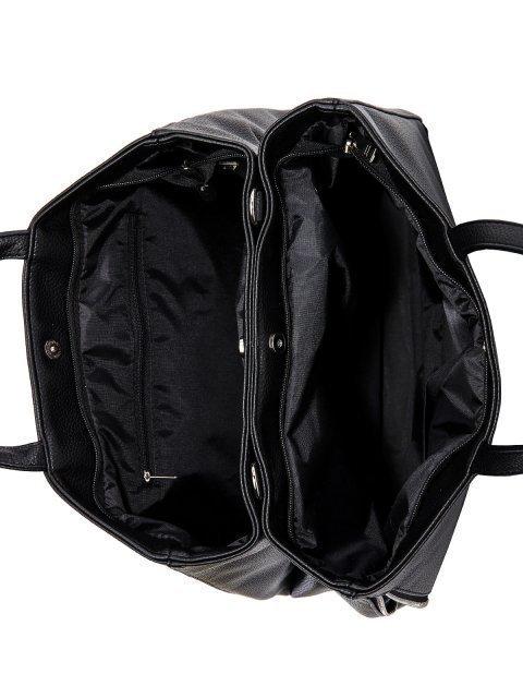 Чёрная сумка классическая S.Lavia (Славия) - артикул: 940 902 01 - ракурс 4
