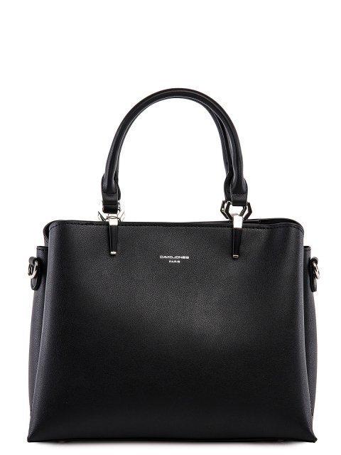 Чёрная сумка классическая David Jones - 3299.00 руб
