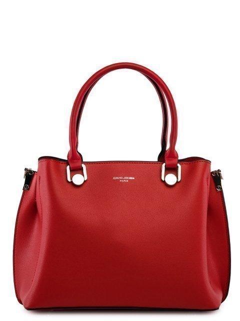 Красная сумка классическая David Jones - 2799.00 руб