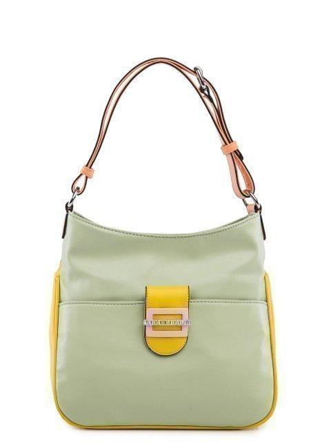 Зелёная сумка мешок Fabbiano - 3399.00 руб