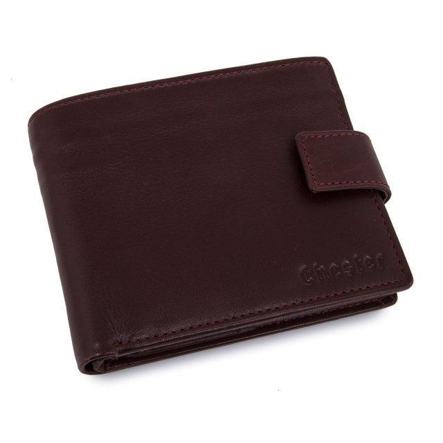 Коричневое портмоне Chester - 1499.00 руб