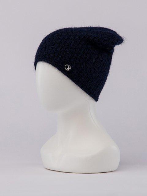Темно-синяя шапка FERZ (FERZ) - артикул: 0К-00032200 - ракурс 1