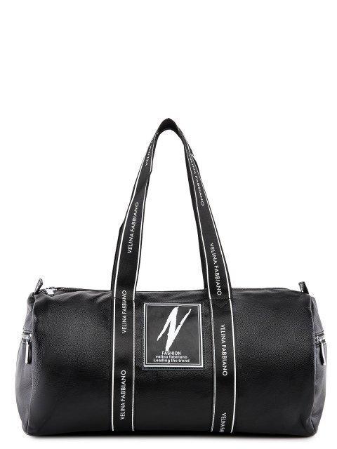 Чёрный саквояж Fabbiano - 3642.00 руб