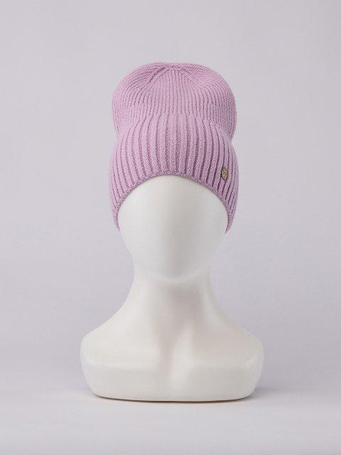 Сиреневая шапка Gracia - 699.00 руб
