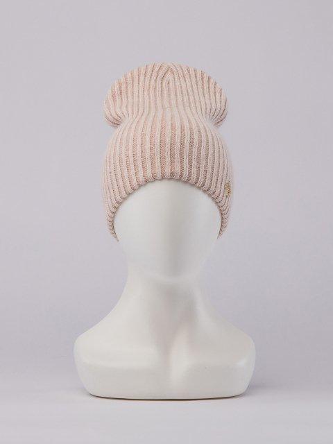 Светло-бежевая шапка FERZ - 1499.00 руб