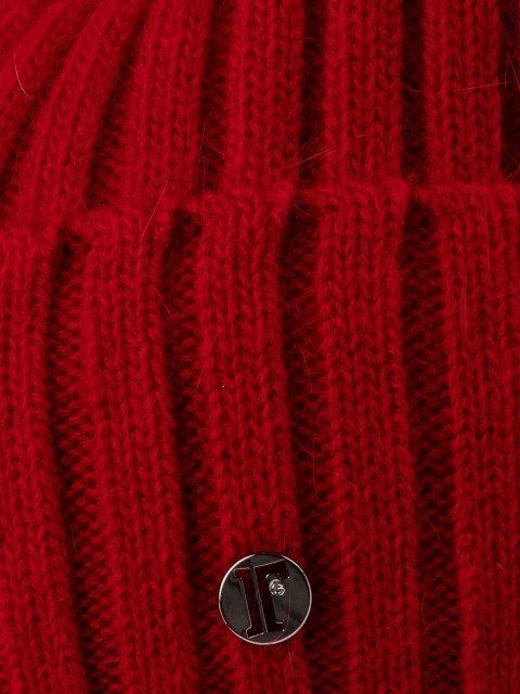Красная шапка FERZ (FERZ) - артикул: 0К-00032207 - ракурс 2