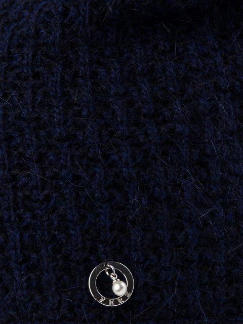 Темно-синяя шапка FERZ (FERZ) - артикул: 0К-00032200 - ракурс 2