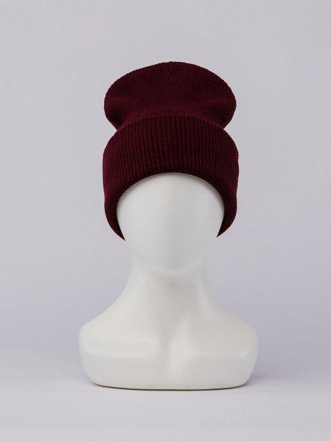 Бордовая шапка Gracia - 699.00 руб