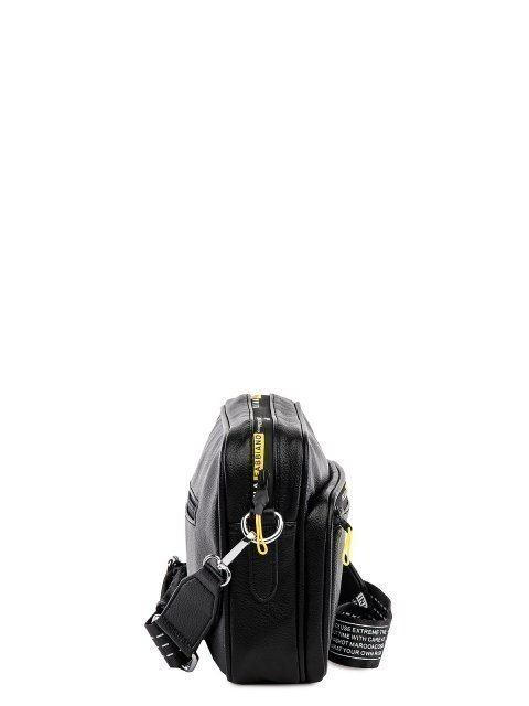 Чёрный кросс-боди Fabbiano (Фаббиано) - артикул: 0К-00032969 - ракурс 2