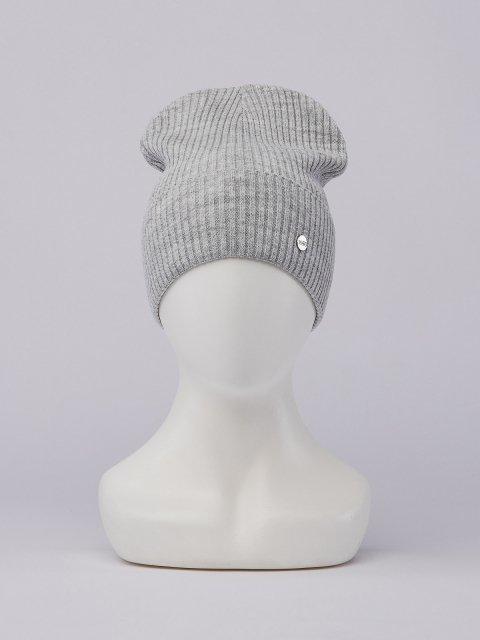Светло-серая шапка Gracia - 699.00 руб