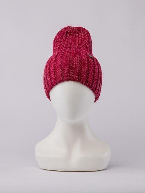Брусничная шапка Gracia - 699.00 руб