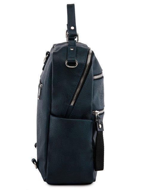 Синий рюкзак S.Lavia (Славия) - артикул: 1215 598 70 - ракурс 2