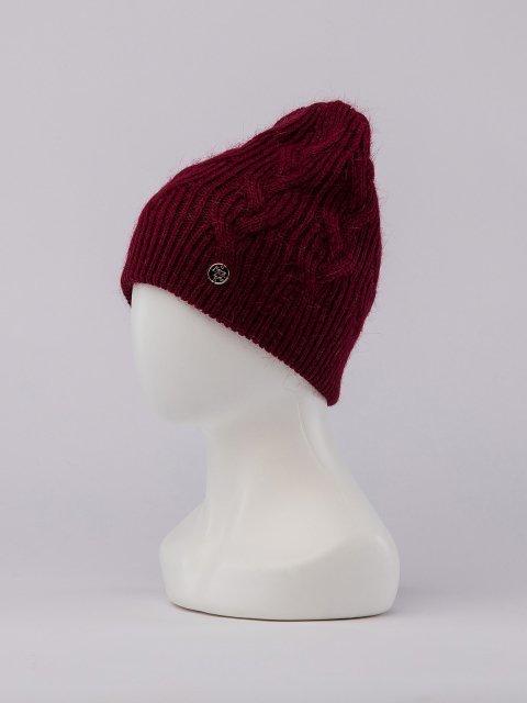 Бордовая шапка FERZ (FERZ) - артикул: 0К-00032222 - ракурс 1