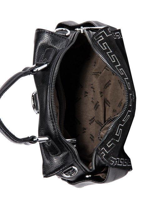 Чёрный рюкзак Fabbiano (Фаббиано) - артикул: 0К-00032999 - ракурс 4