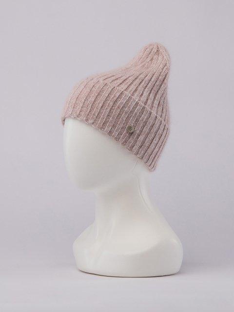 Светло-бежевая шапка FERZ (FERZ) - артикул: 0К-00032182 - ракурс 1