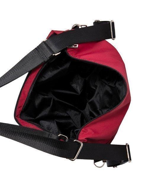 Бордовая сумка мешок S.Lavia (Славия) - артикул: 00-116 41 03.46 - ракурс 6