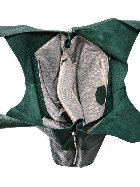 Зелёный хобо S.Lavia (Славия) - артикул: 0093 12 31 - ракурс 4