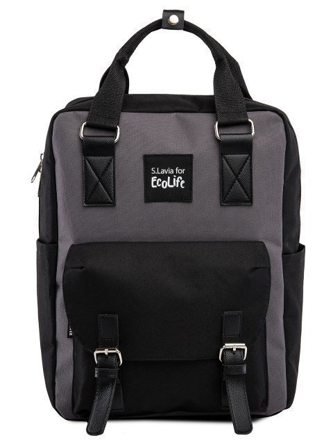 Чёрный рюкзак S.Lavia - 1469.00 руб