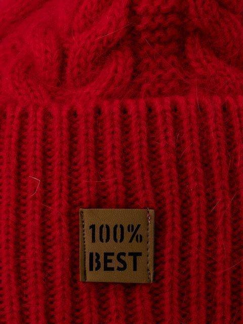Красная шапка FERZ (FERZ) - артикул: 0К-00032190 - ракурс 2