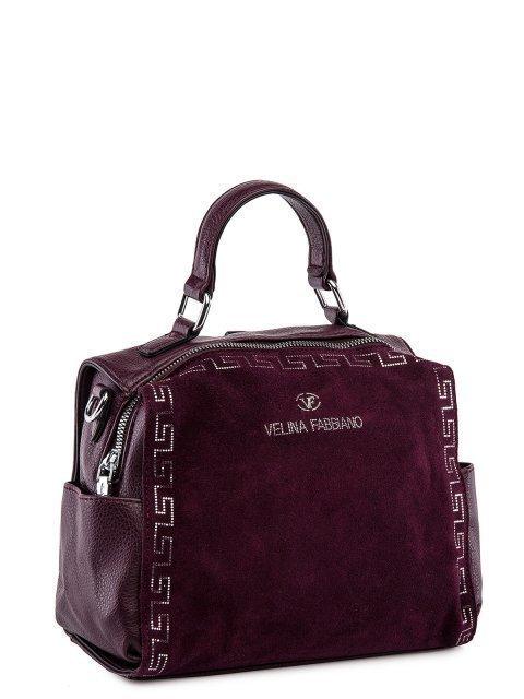 Бордовый рюкзак Fabbiano (Фаббиано) - артикул: 0К-00033000 - ракурс 1