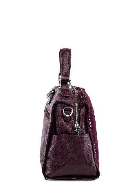 Бордовый рюкзак Fabbiano (Фаббиано) - артикул: 0К-00033000 - ракурс 2