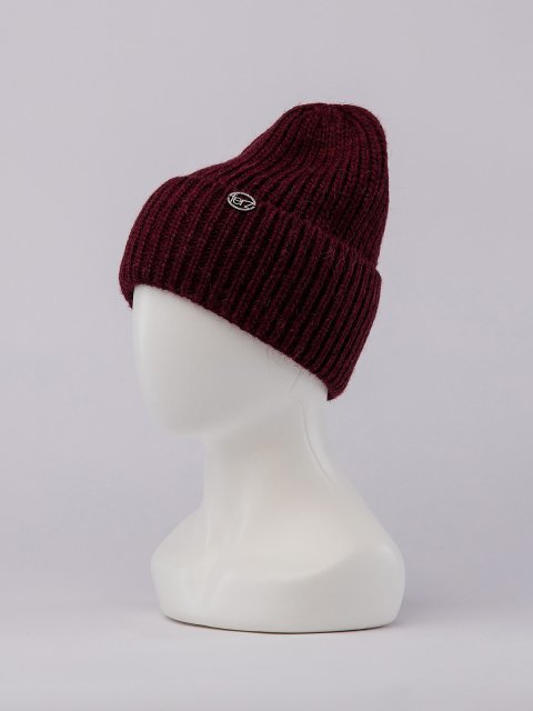 Бордовая шапка FERZ (FERZ) - артикул: 0К-00032215 - ракурс 1