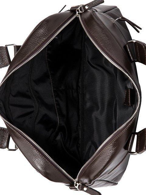 Коричневая сумка классическая S.Lavia (Славия) - артикул: 0043 12 12.84 - ракурс 4