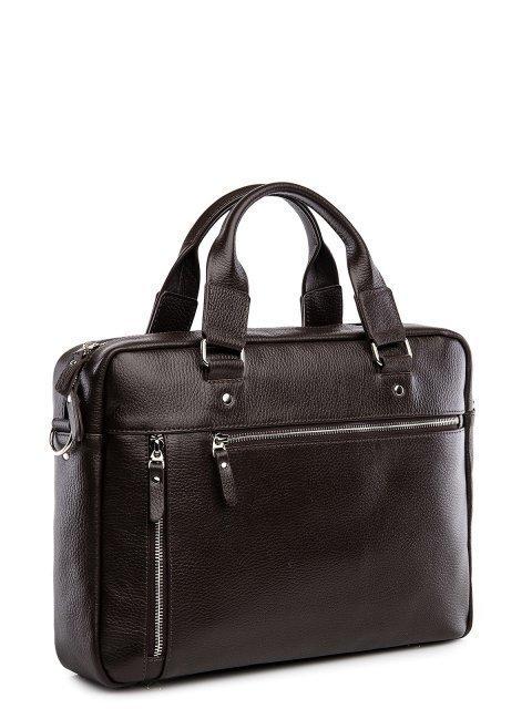 Коричневая сумка классическая S.Lavia (Славия) - артикул: 0043 12 12.84 - ракурс 1