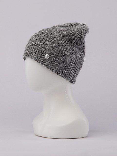 Серая шапка FERZ (FERZ) - артикул: 0К-00032223 - ракурс 1