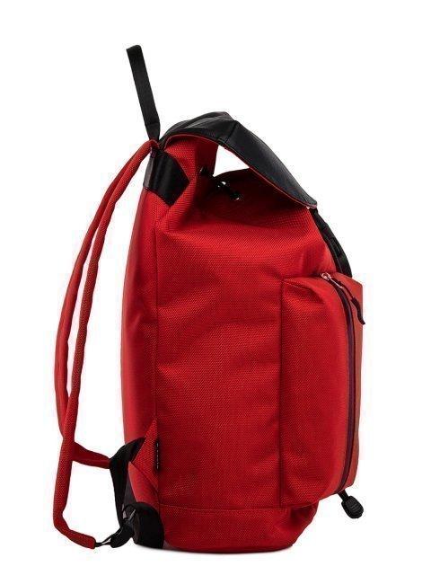 Красный рюкзак S.Lavia (Славия) - артикул: 00-123 000 04 - ракурс 2