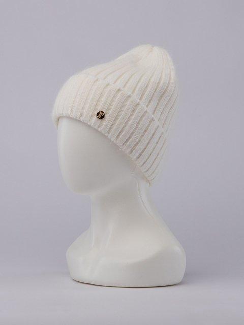 Белая шапка FERZ (FERZ) - артикул: 0К-00032205 - ракурс 1